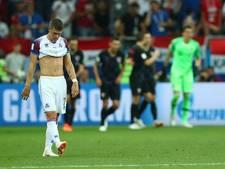 Groepswinnaar Kroatië stuurt debutant IJsland naar huis