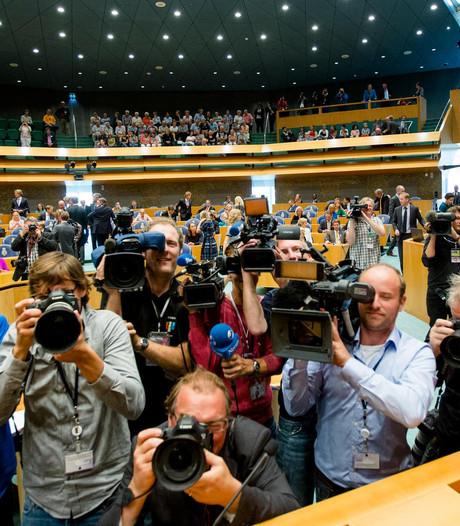 Tweehonderd fotojournalisten voeren actie