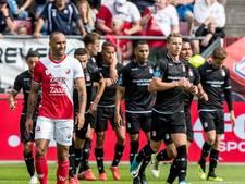 FC Emmen stunt met winst tegen tiental FC Utrecht