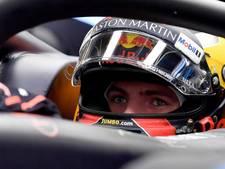 Verstappen vijfde in laatste vrije training, Vettel snelste op Monza