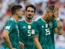 Wereldkampioen Duitsland al na groepsfase naar huis