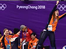 Canada loopt verder uit op Oranje in medaillespiegel