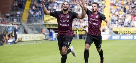 Fortuna bezorgt NAC vierde nederlaag van het seizoen