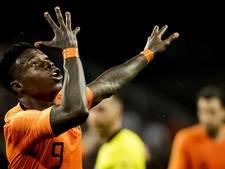 Opgeleefd Oranje dankzij Promes naast Slowakije