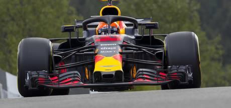 Ferrari bloedsnel in tweede training, Max sneller dan Ricciardo