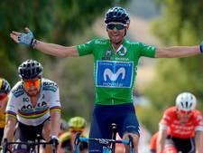 Valverde slaat weer toe in de Vuelta, Van Poppel derde