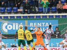 Willem II houdt punt over aan spektakelstuk tegen Fortuna Sittard (4-4)