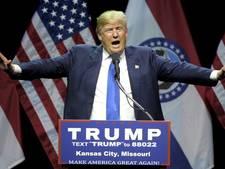 Weer ongeregeldheden bij bijeenkomsten Trump
