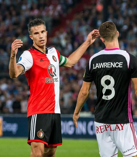 Feyenoord uitgeschakeld door Trencin na frustrerende avond