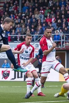 Pover Sparta komt niet verder dan remise tegen FC Emmen