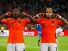 Oranje haalt flink uit tegen aartsrivaal Duitsland