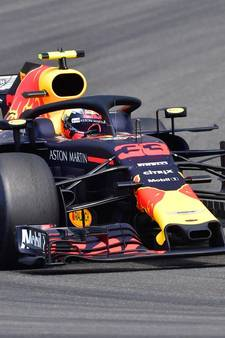 Hamilton slaat dubbelslag in Duitsland, Verstappen vierde