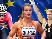 Bockarie wel en Martina niet naar finale 200m, weer zwemzilver voor Nederland