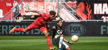 FC Twente neemt met remise en onrust op tribunes afscheid van eredivisie