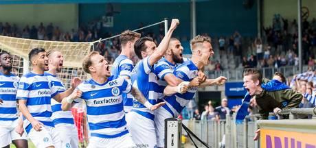 De Graafschap naar finale play-offs na spektakelstuk op de Vijverberg